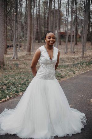Wedding Dress for Sale in Fairfax, VA