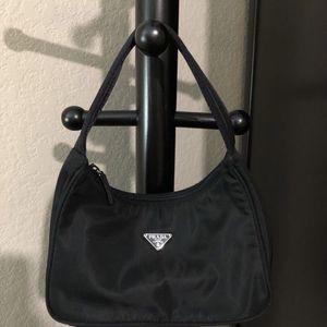 """VINTAGE PRADA TESSUTO SPORT NYLON POUCHETTE BAG"" for Sale in Las Vegas, NV"
