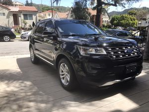 2017 ford explore for Sale in Glendale, CA