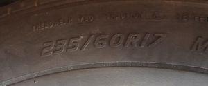 Tires 235/60R17 for Sale in Manassas, VA