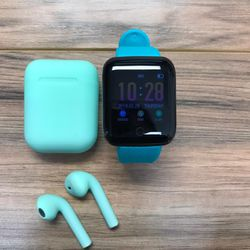 Sport bundle smart activity tracker . Earbuds for android and iOS for Sale in San Diego,  CA
