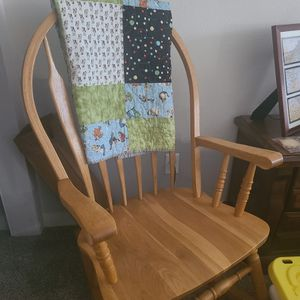 Wood Rocking Chair for Sale in Littleton, CO