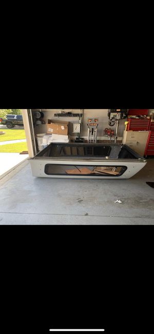 F150 long bed camper for Sale in Fuquay Varina, NC