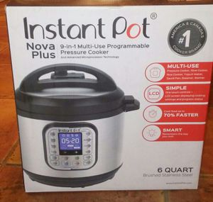 INSTANT POT ( Amazon best Price is $99.99) for Sale in Victorville, CA
