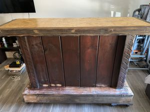 Antique Vintage Handmade Wet Bar for Sale in Nederland, TX