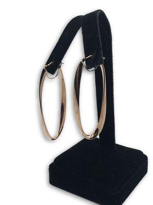 14k rose gold earrings for Sale in Alexandria, VA