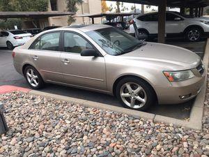 2007 Hyundai Sonate for Sale in Tempe, AZ