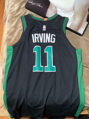 Kyrie Irving Celtics Jersey Size52 +4 length for Sale in San Diego, CA