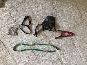 Collar- hat - leash - harness for Sale in Litchfield Park, AZ