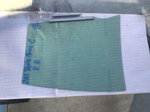 2013 Toyota Prius-C Passenger Rear Window Glass for Sale in Jurupa Valley, CA