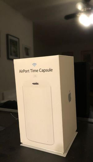 2TB Apple Time Capsule Router for Sale in Frederick, MD