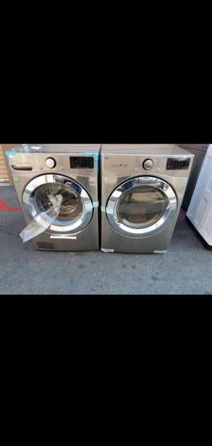 New smart Samsung washer and dryer set for Sale in Alpharetta, GA