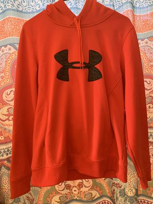 Under armor fleece hoodie for Sale in Phoenix, AZ