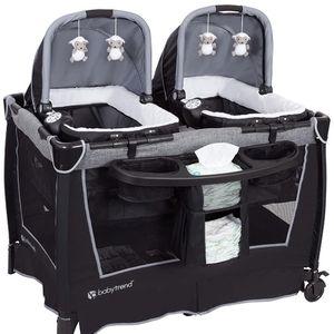 Baby Trend Retreat Twins Nursery Center for Sale in Huntington Beach, CA