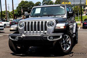 2019 Jeep Wrangler Unlimited for Sale in Marietta, GA