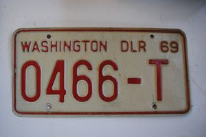 '69 Collector Plate- Vintage! for Sale in Olympia, WA