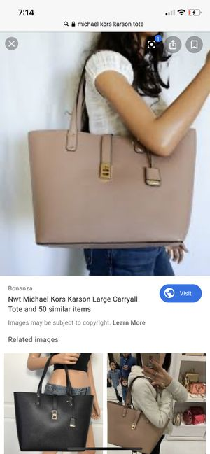 Michael kors tote for Sale in Arvada, CO