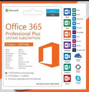 Office 365-5 users for Sale in Albuquerque, NM