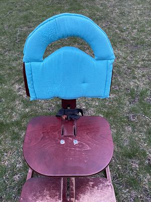 Svan wooden toddler and child chair for Sale in Needham, MA