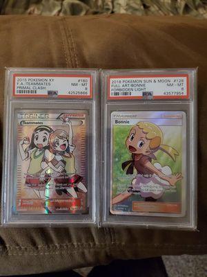 Pokemon Full Art Trainer PSA Cards for Sale in Ankeny, IA