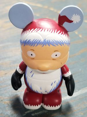 Disney Vinylmation Park Set 1 Nightmare Before Christmas Santa Sandy Claus for Sale in Euclid, OH