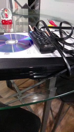 LG dvd player 20 bucks for Sale in undefined