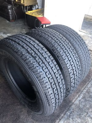 205/75/15 trailer tires for Sale in Riverside, CA