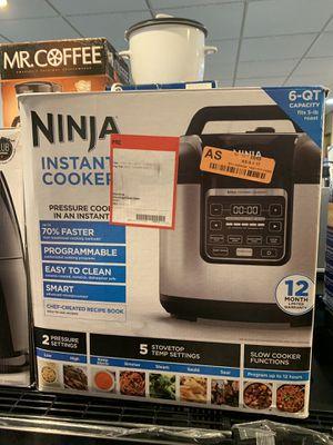 Ninja instant pot for Sale in Modesto, CA