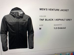 Men's North Face Windbreaker/Rain Jacket Medium M for Sale in Long Beach, CA