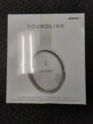 Bose SoundLink headphones brand new sealed in box White for Sale in Hollywood, FL