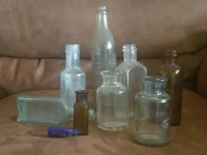 Antique medicine bottles for Sale in Hemet, CA