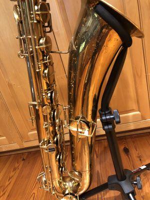 Buescher stencil baritone sax for Sale in Austin, TX