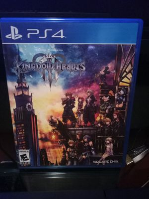 Kingdom Hearts 3 for Sale in Parlier, CA