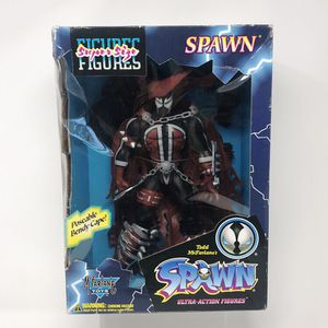 SPAWN SUPER SIZE FIGURE Todd McFarlane Toys Ultra Action Figure Vintage 1996 for Sale in Bellevue, WA