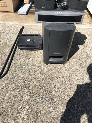 Bose PS3-2-1 Powered Speaker System for Sale in Vancouver, WA