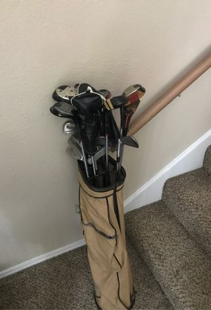 Vintage/old looking golf clubs!! OBO for Sale in Austin, TX