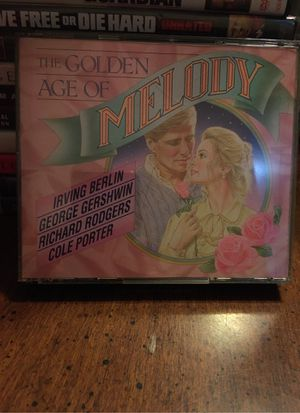 The Golden Age Melody 4 Disc for Sale in Pembroke Pines, FL
