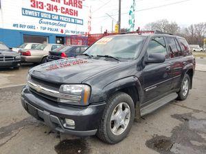 2004 chevy trail blazer LT for Sale in Detroit, MI