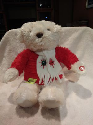 Christmas plus bear that plays Jingle Bells for Sale in Largo, FL