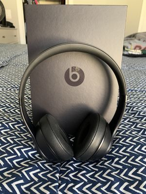 Beats Solo Wireless 3 Headphones for Sale in Suisun City, CA