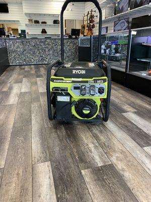 Ryobi 5500 watt generator for Sale in Manassas, VA