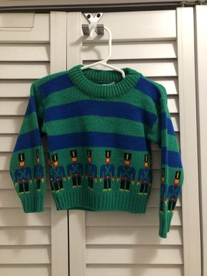 VINTAGE baby Christmas sweater for Sale in Pompano Beach, FL