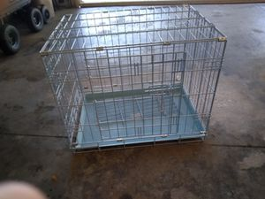 Metal Dog Crate for Sale in Leesburg, FL