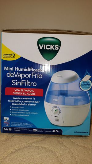 Vicks humidifier for Sale in Perris, CA