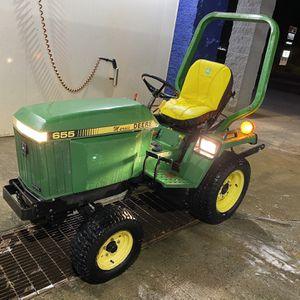 John Deere 655 Tractor !! for Sale in Loganville, GA
