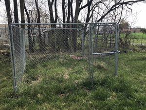 Chain link dog pen for Sale in Bridgewater, VA