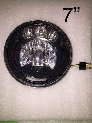 """7"""" round led headlight for motorcycle for Sale in Los Angeles, CA"""