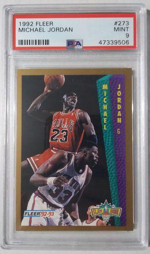 1992 Fleer Michael Jordan for Sale in La Grange, IL