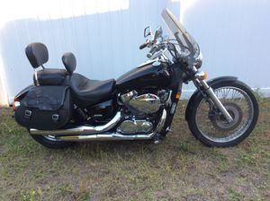 2008 Honda Shadow Spirit 750 cc Motorcycle for Sale in Dover, FL