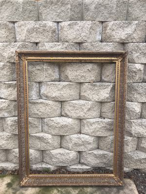 Large gold frame for Sale in Spring Valley, CA
